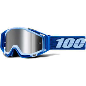 100% Racecraft Plus Injected Mirror Goggles, rodion